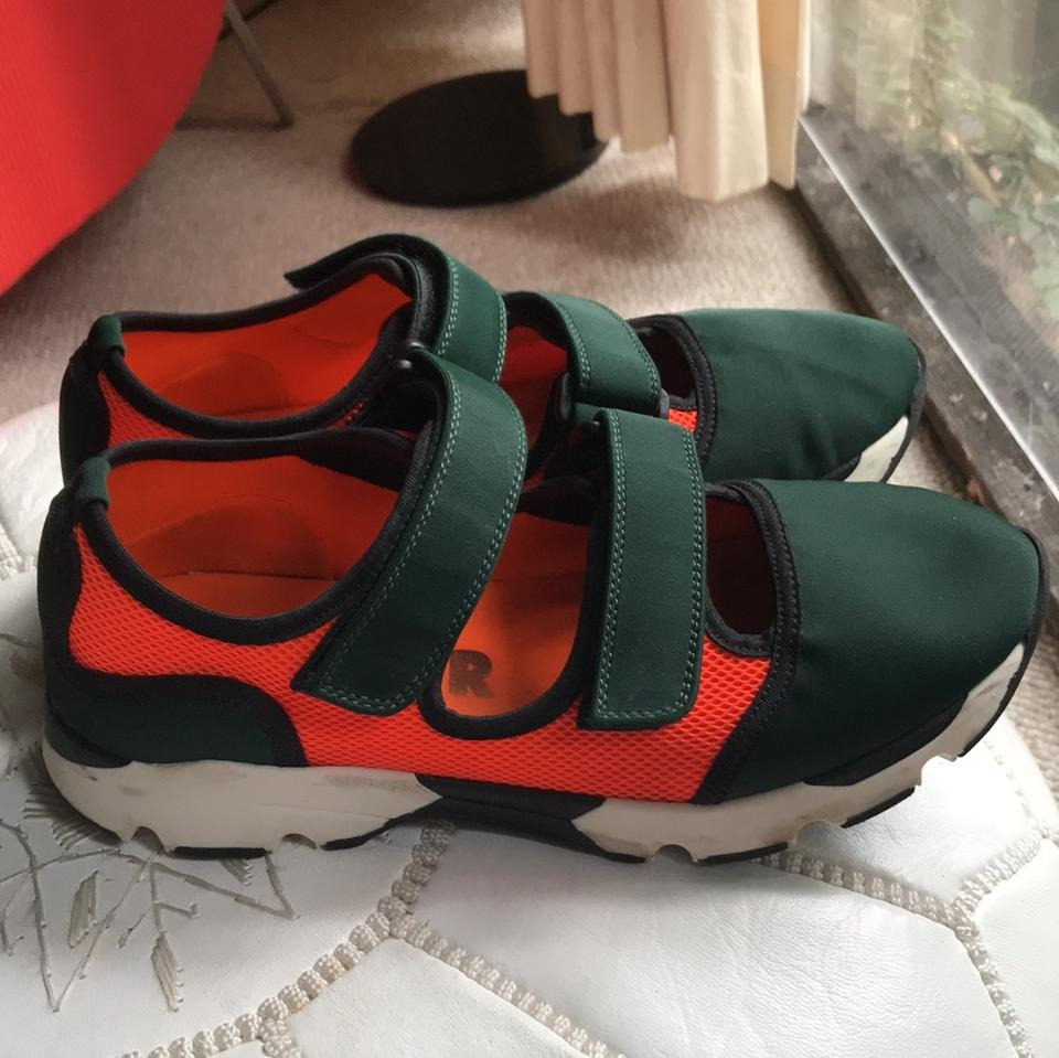 Dark Orange and Sneakers Green Marni at8qWdd