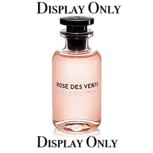Louis Vuitton Rose Des Vents Eau de Parfum Filled in 10ML Silver Purse Spray