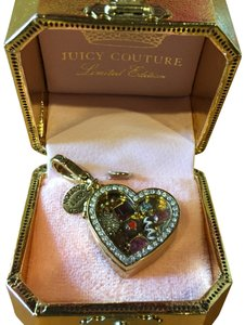 Juicy Couture NEW WITH TAGS!! Juicy Couture '09 CHOCOLATE HEART CHARM!