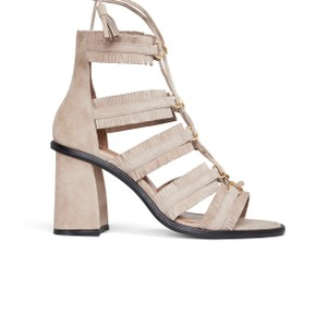 BCBGMAXAZRIA tan or beige Sandals