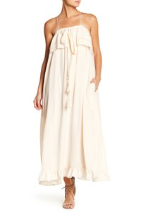 Nude Pink Maxi Dress by See by Chloé