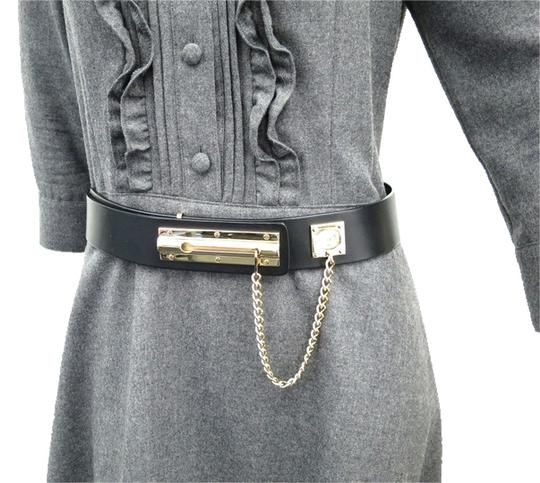 Chanel CHANEL Chain Lock Belt