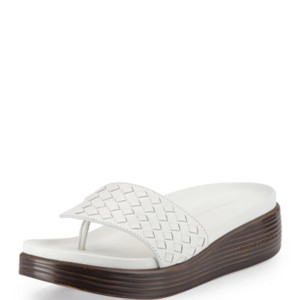 Donald J. Pliner white Sandals