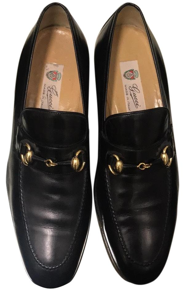 a6c28427f Gucci Black 110 097 1061 Formal Shoes Size US 9 Regular (M, B) - Tradesy