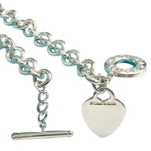 Tiffany & Co. Tiffany & Co. Heart Toggle Necklace