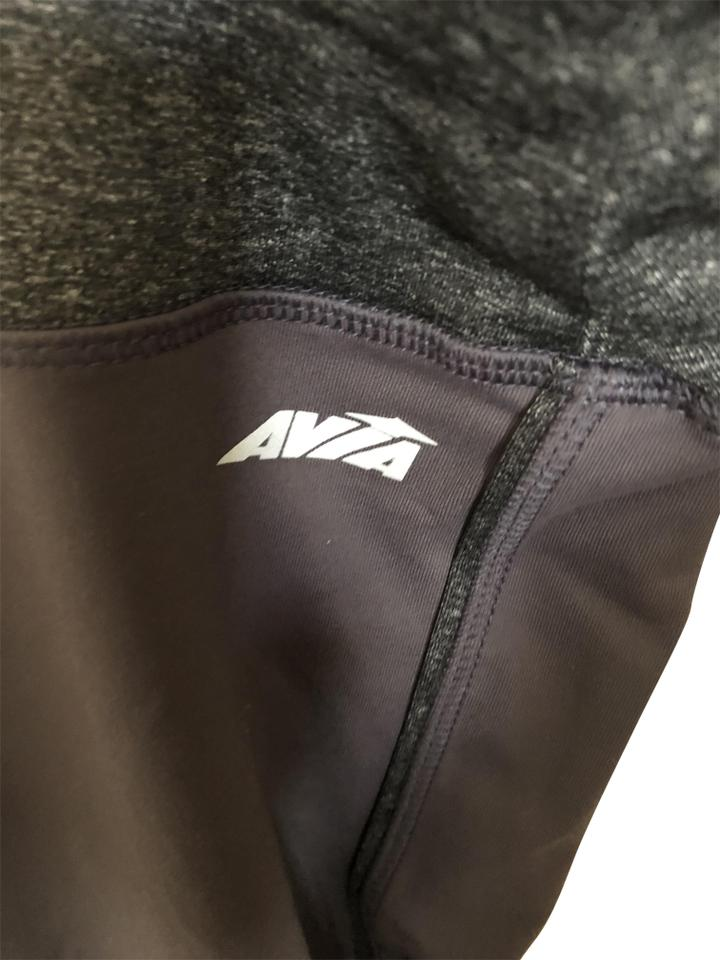 be8a5ef8e868d8 Avia Charcoal Yoga*athletic Activewear Bottoms Size 24 (Plus 2x ...