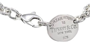 Tiffany & Co. Tiffany & Co. Return to Oval Tag Child's Necklace or Anklet