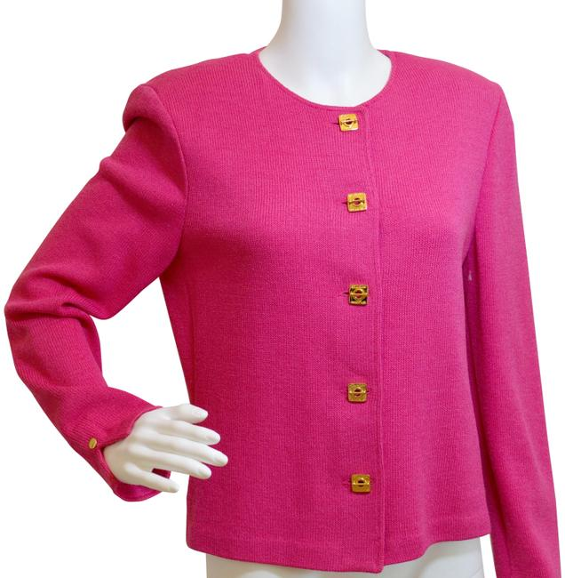 Item - Hot Pink Collection By Marie Gray Jacket Size 8 (M)