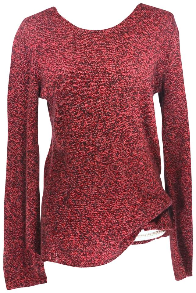 54fa9bee512c Michael Kors Collection Style  618akz954a Cashmere Crimson Red Black ...