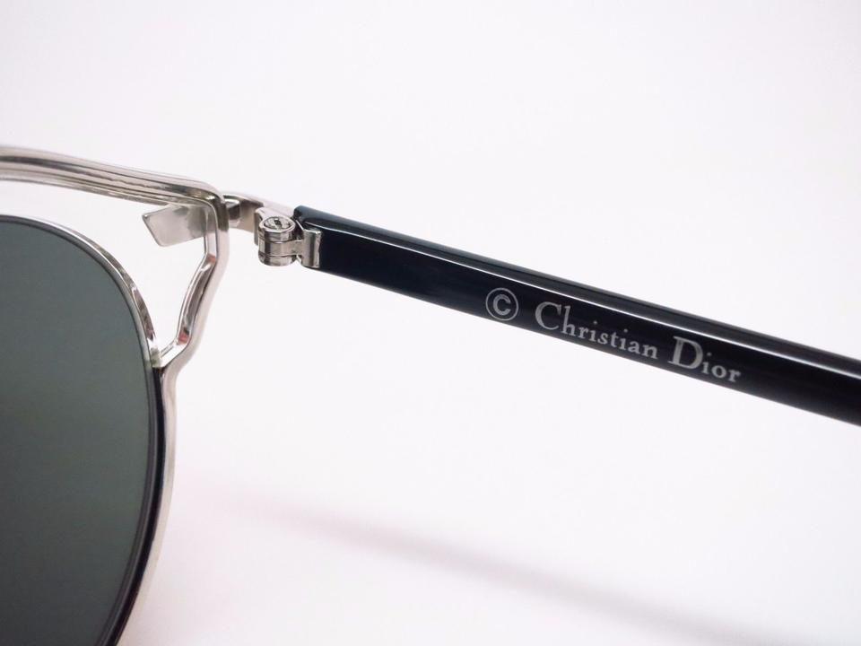 3a8a76954c7c Dior Christian Dior So Real APPDC Palladium Silver Mirrored Sunglasses  Image 10. 1234567891011