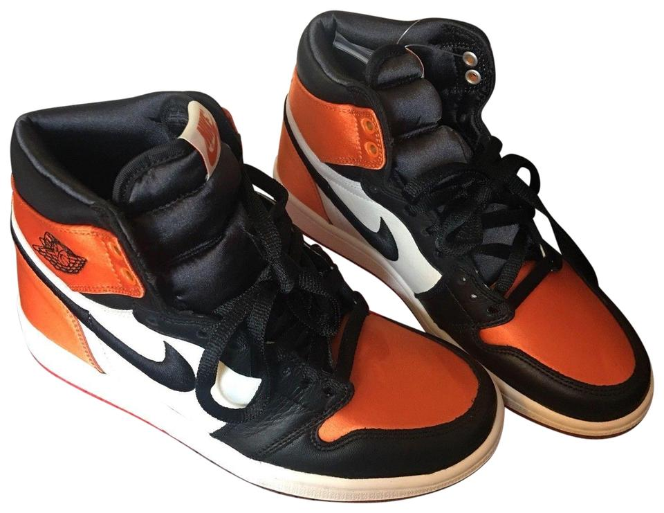 outlet store d3042 d3e35 Nike Air Jordan Retro High Black - Starfish - Sail Athletic Image 0 ...