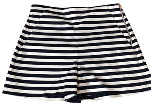 Zara Dress Shorts navy