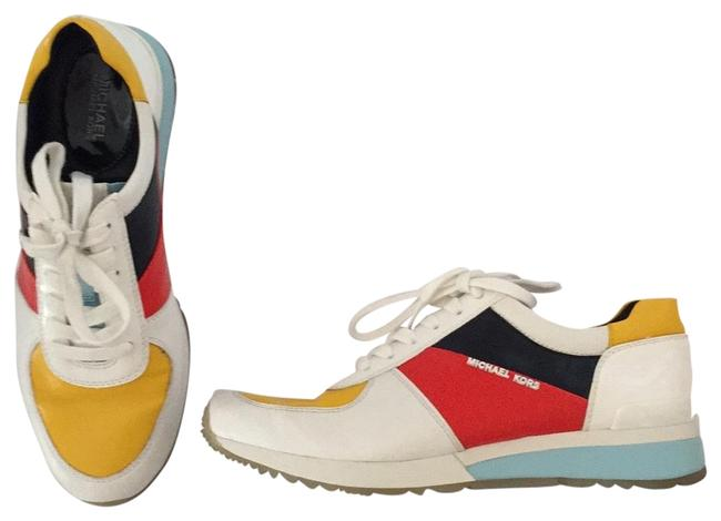 Item - Multi Colored Sneakers Size US 8.5 Regular (M, B)