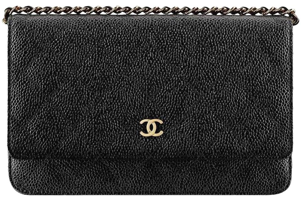 442955848ccc Chanel Timeless Wallet on Chain Classic Flap Wallet On A Chain ...