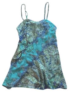La Perla short dress turquoise on Tradesy 9e6db659e