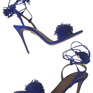 Aquazzura blue Sandals