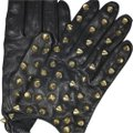 3.1 Phillip Lim Women's Studded Leather Gloves 49874-229