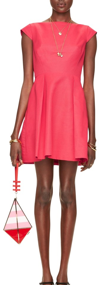 Bow Back Spade Kate Dress Night Out 7HPWnwTq