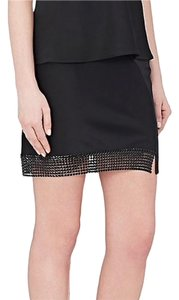 paco rabanne Mini Skirt Black