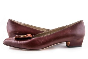Salvatore Ferragamo * Burgandy Formal