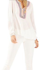 Lilly Pulitzer Embroidered Summer Tunic