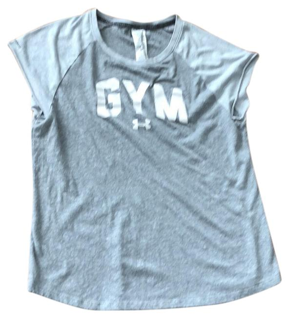Preload https://img-static.tradesy.com/item/23365348/under-armour-gray-gym-activewear-top-size-16-xl-plus-0x-0-1-650-650.jpg
