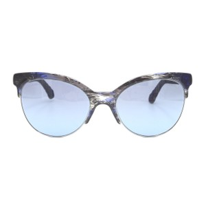 Chanel Cat Eye Blue Gray Gradient 5342 c.1552/S2 Sunglasses