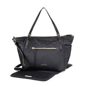 Burberry Tote black Diaper Bag