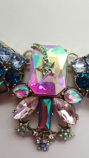 Betsey Johnson Betsey Johnson New Star-Filled Necklace Image 2