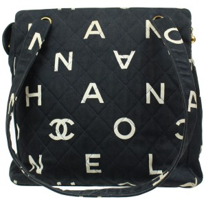 379f444bb71b4d Chanel Made In France Tote in Black