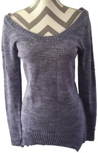 Soybu Thumb Holes High Low Sweater