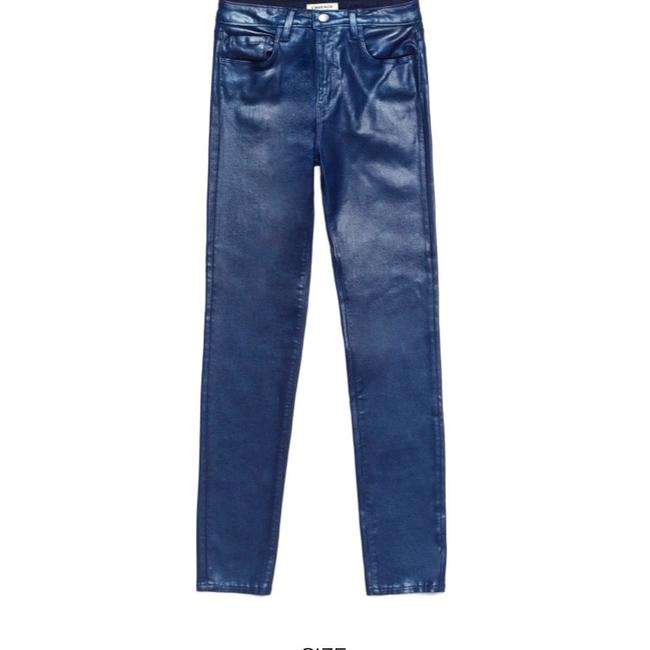 L'AGENCE Skinny Jeans-Coated