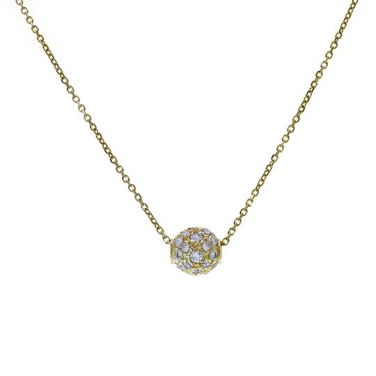 Preload https://item4.tradesy.com/images/avital-and-co-jewelry-yellow-gold-14k-rolo-chain-with-movable-cz-pendant-necklace-23366443-0-0.jpg?width=440&height=440