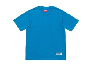 Supreme T Shirt Blue
