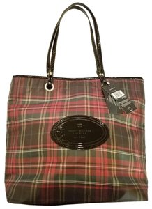 sports shoes new product price reduced Shopping Plaid Nylon Tote
