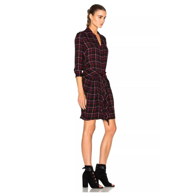 Preload https://img-static.tradesy.com/item/23366537/l-agence-midnight-kendall-plaid-silk-tie-front-shirtdress-short-casual-dress-size-10-m-0-0-650-650.jpg