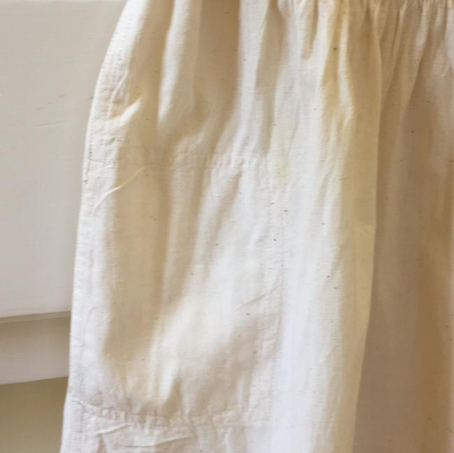 Cream (off white) Maxi Dress by India Boutique