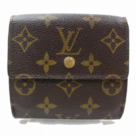Preload https://img-static.tradesy.com/item/23366631/louis-vuitton-brown-porte-monogram-porte-monnaie-with-coin-purse-wallet-0-0-540-540.jpg