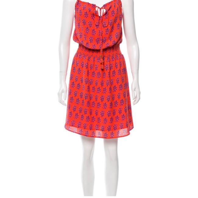 Preload https://item4.tradesy.com/images/tory-burch-floral-summer-silk-mid-length-short-casual-dress-size-2-xs-23366638-0-0.jpg?width=400&height=650