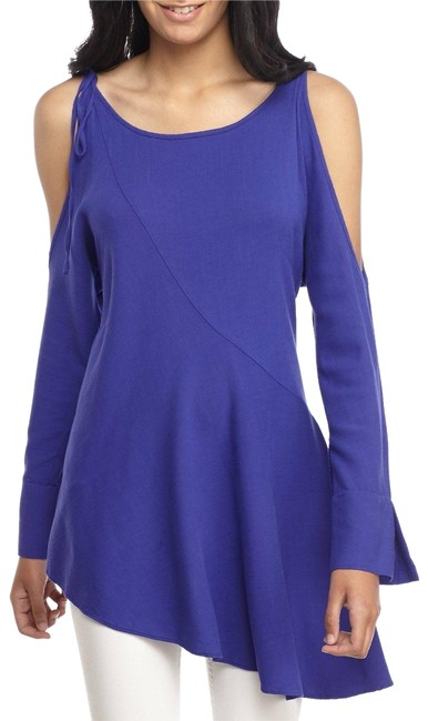 Preload https://img-static.tradesy.com/item/23366720/free-people-violet-clear-skies-cold-shoulder-dress-tunic-size-6-s-0-2-650-650.jpg