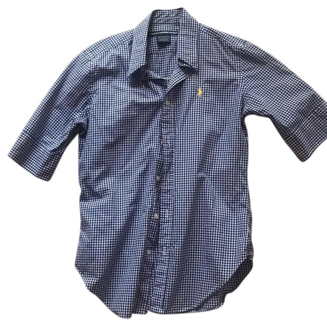 Preload https://img-static.tradesy.com/item/23366785/polo-ralph-lauren-button-down-top-size-4-s-0-1-650-650.jpg
