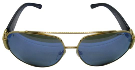Preload https://img-static.tradesy.com/item/23366814/michael-kors-bluegold-mk5012-womens-polarized-sunglassesdaa318-sunglasses-0-1-540-540.jpg