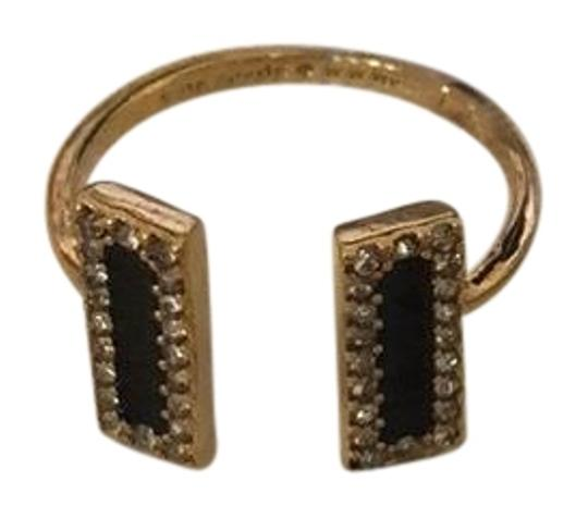 Preload https://item4.tradesy.com/images/kate-spade-black-and-gold-ring-23366913-0-1.jpg?width=440&height=440