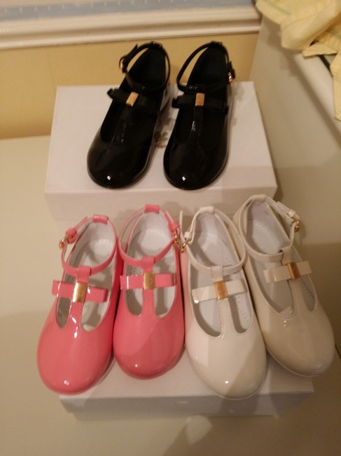 Item - Blush Pink New Kids Patent T-strap 26 Us 10 285312 Shoes