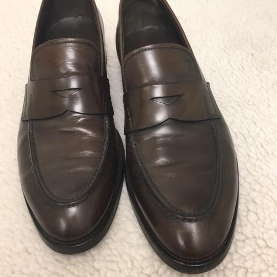 Tod's Dark Brown Flats