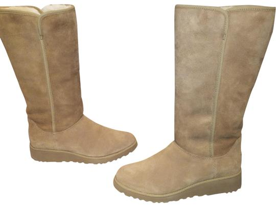 Preload https://img-static.tradesy.com/item/23366979/ugg-australia-chestnut-w-kara-bootsbooties-size-us-9-regular-m-b-0-1-540-540.jpg