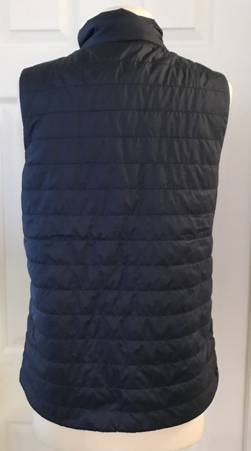 New Balance NEW BALANCE FOR JCREW QUILTED VEST SIZE M NAVY G7891 $150