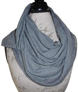 Unbranded Stretchy Thin T-Shirt Scarf