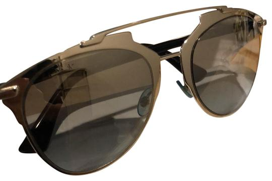 Preload https://item1.tradesy.com/images/dior-silver-reflected-sunglasses-23367125-0-1.jpg?width=440&height=440