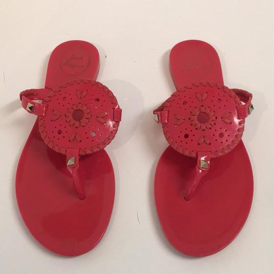 Preload https://item4.tradesy.com/images/jack-rogers-pink-jelly-thong-sandals-size-us-9-regular-m-b-23367153-0-1.jpg?width=440&height=440
